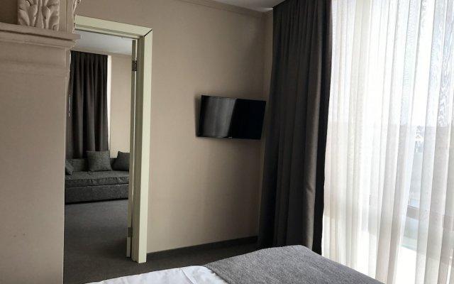Отель Wellotel Chernomorsk Черноморск комната для гостей