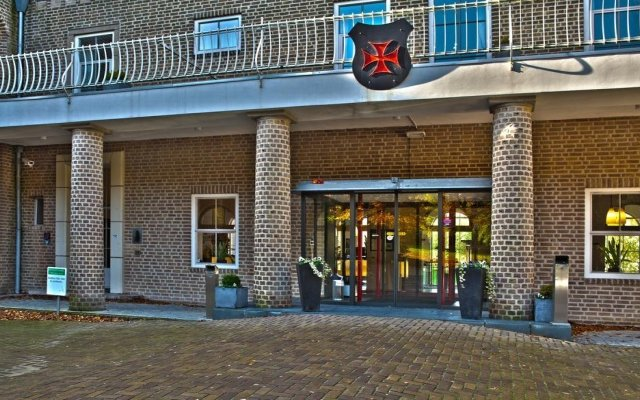 Отель Leerhotel Het Klooster вид на фасад