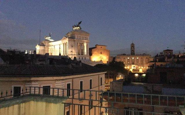 Отель Otivm Hotel Италия, Рим - отзывы, цены и фото номеров - забронировать отель Otivm Hotel онлайн вид на фасад