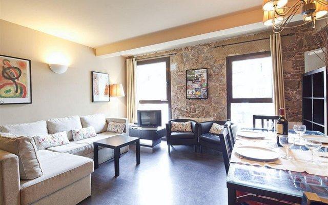 Отель Citytrip Ramblas комната для гостей