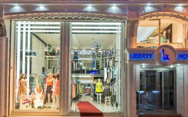 Liberty Hotel Турция, Стамбул - 2 отзыва об отеле, цены и фото номеров - забронировать отель Liberty Hotel онлайн вид на фасад