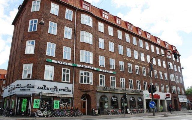 Отель Amager Дания, Копенгаген - отзывы, цены и фото номеров - забронировать отель Amager онлайн вид на фасад