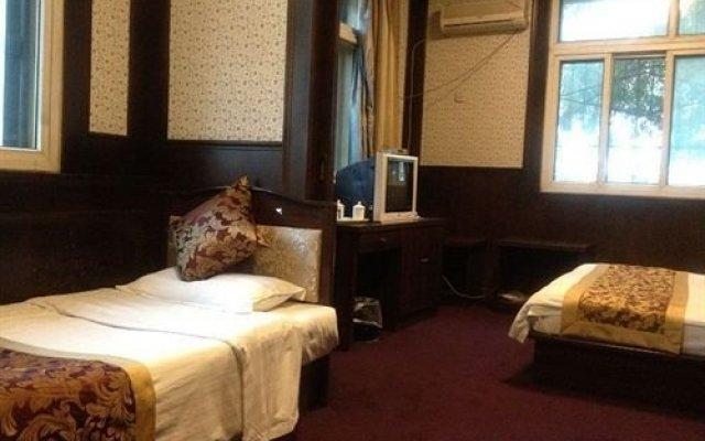 Отель Beijing Huiqiang Hotel (Beijing Terminal 1) Китай, Пекин - отзывы, цены и фото номеров - забронировать отель Beijing Huiqiang Hotel (Beijing Terminal 1) онлайн комната для гостей