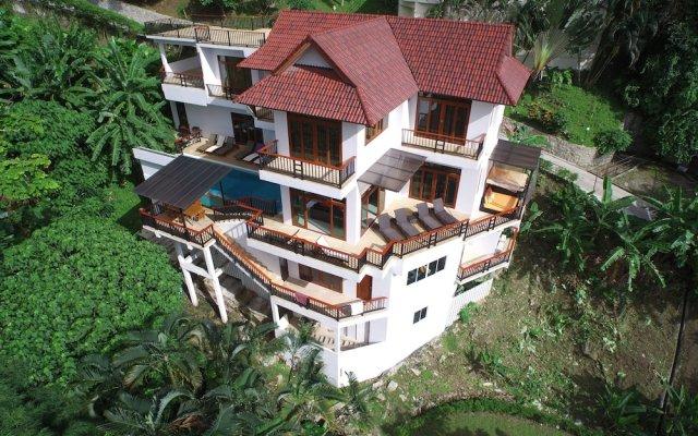 Отель Patong Hill Estate 8 Патонг вид на фасад