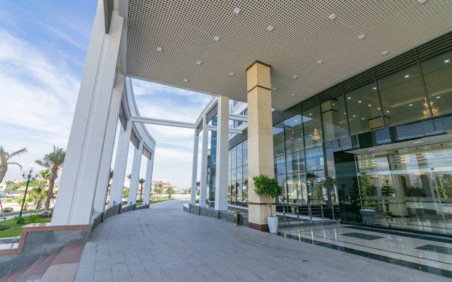 Отель Navy Hotel Cam Ranh Вьетнам, Камрань - отзывы, цены и фото номеров - забронировать отель Navy Hotel Cam Ranh онлайн вид на фасад