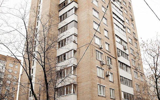 Апартаменты Funny Dolphins Apartments Baumanskaya Москва вид на фасад