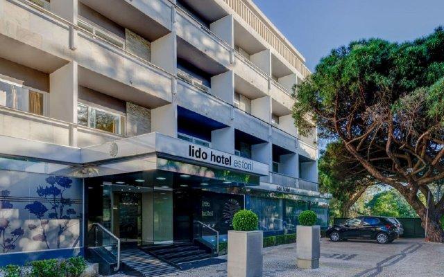 Hotel Lido вид на фасад