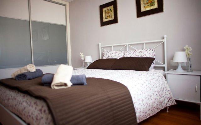 Отель Apartamento Alameda комната для гостей