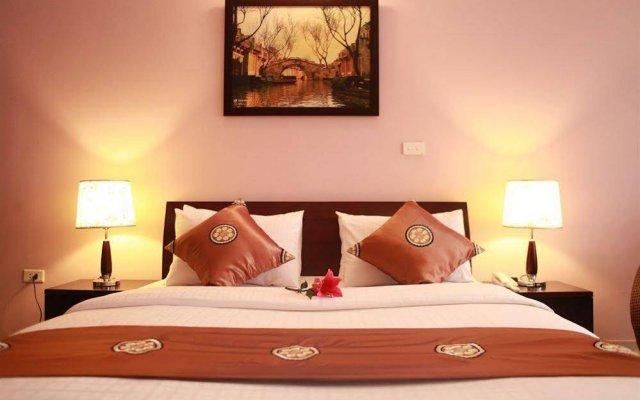 Отель Hanoi Garden Hotel Вьетнам, Ханой - отзывы, цены и фото номеров - забронировать отель Hanoi Garden Hotel онлайн вид на фасад