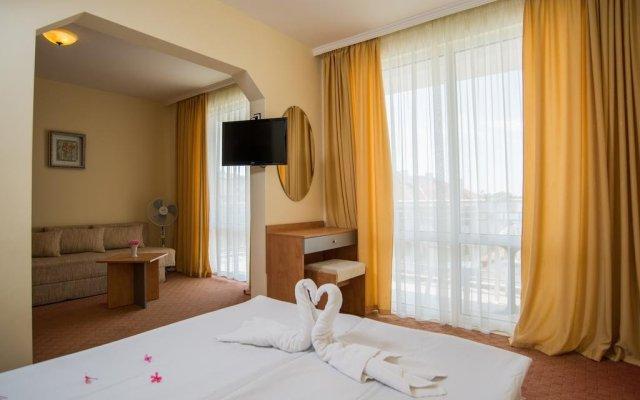 Отель Nassi Hotel Болгария, Свети Влас - отзывы, цены и фото номеров - забронировать отель Nassi Hotel онлайн комната для гостей