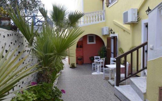 Отель Christina Pension Греция, Остров Санторини - отзывы, цены и фото номеров - забронировать отель Christina Pension онлайн