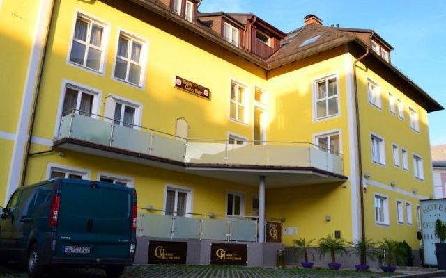 Отель Guter Hirte Австрия, Зальцбург - отзывы, цены и фото номеров - забронировать отель Guter Hirte онлайн вид на фасад