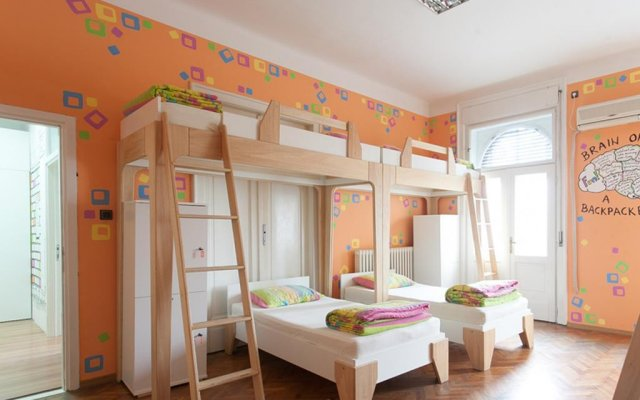Отель City Hostel Center Сербия, Нови Сад - отзывы, цены и фото номеров - забронировать отель City Hostel Center онлайн