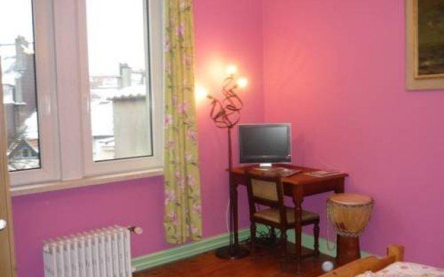 Отель B&B Choco Бельгия, Брюссель - отзывы, цены и фото номеров - забронировать отель B&B Choco онлайн комната для гостей