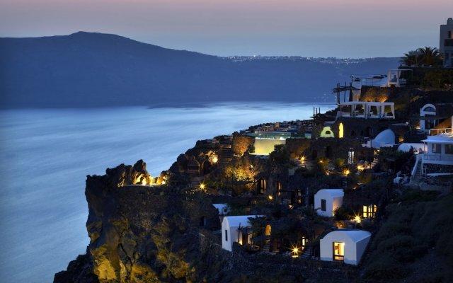 Отель Honeymoon Petra Villas вид на фасад