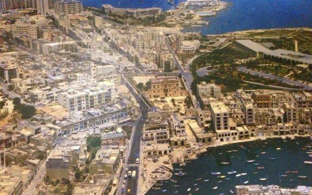Отель Rokna Hotel Мальта, Сан Джулианс - 1 отзыв об отеле, цены и фото номеров - забронировать отель Rokna Hotel онлайн вид на фасад