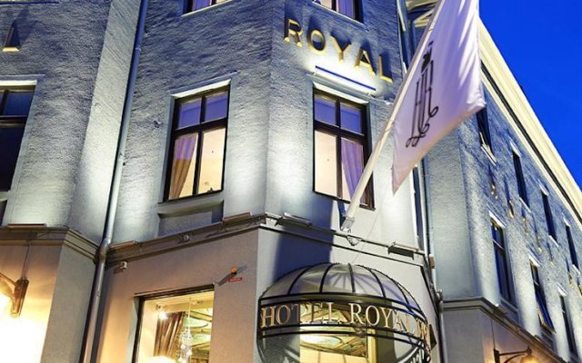 Отель Royal Hotel Швеция, Гётеборг - 1 отзыв об отеле, цены и фото номеров - забронировать отель Royal Hotel онлайн вид на фасад