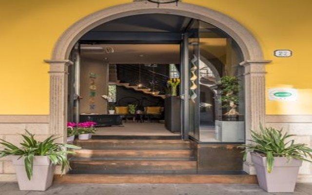 Отель Mignon Италия, Падуя - отзывы, цены и фото номеров - забронировать отель Mignon онлайн вид на фасад