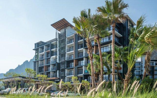 Отель Sea Seeker Krabi Resort вид на фасад