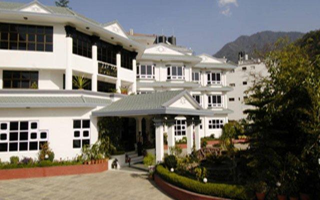 Отель View Bhrikuti Непал, Лалитпур - отзывы, цены и фото номеров - забронировать отель View Bhrikuti онлайн вид на фасад