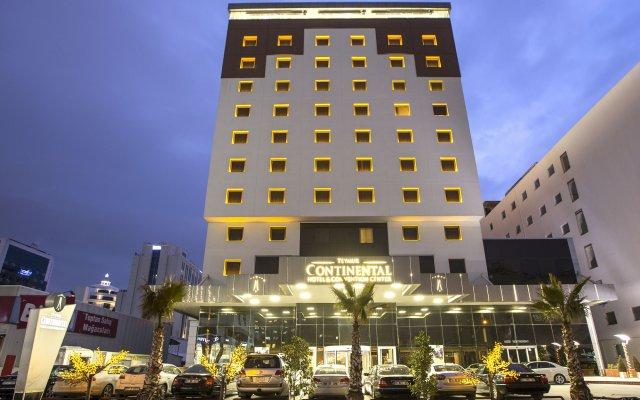 Teymur Continental Hotel Турция, Газиантеп - отзывы, цены и фото номеров - забронировать отель Teymur Continental Hotel онлайн вид на фасад