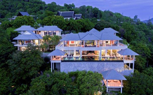 Отель Baan Paa Talee вид на фасад
