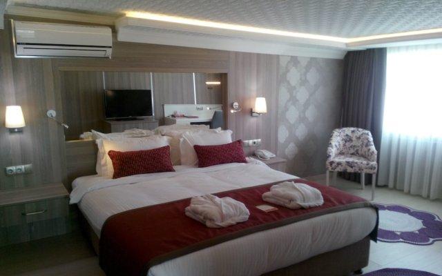 Ramada Usak Турция, Усак - отзывы, цены и фото номеров - забронировать отель Ramada Usak онлайн комната для гостей