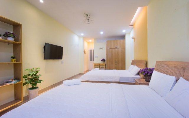 Отель Language Exchange комната для гостей