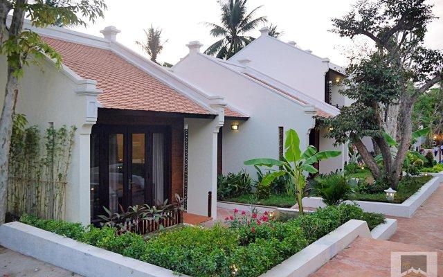 Отель Hoi An Phu Quoc Resort вид на фасад