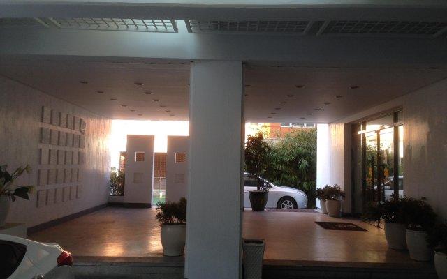 Отель Daegu Goodstay Herotel Южная Корея, Тэгу - отзывы, цены и фото номеров - забронировать отель Daegu Goodstay Herotel онлайн вид на фасад