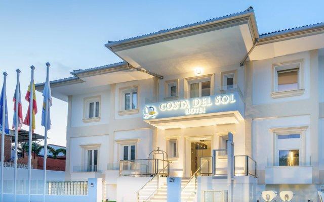 Costa del Sol Hotel вид на фасад