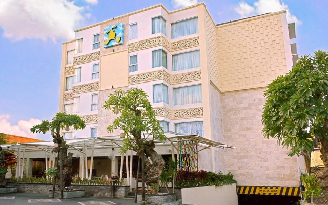Royal Singosari Kuta in Bali, Indonesia from 17$, photos, reviews - zenhotels.com hotel front