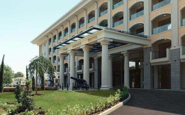 SG Astor Garden Hotel All Inclusive вид на фасад