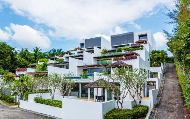 Отель Lotus Gardens Phuket бассейн