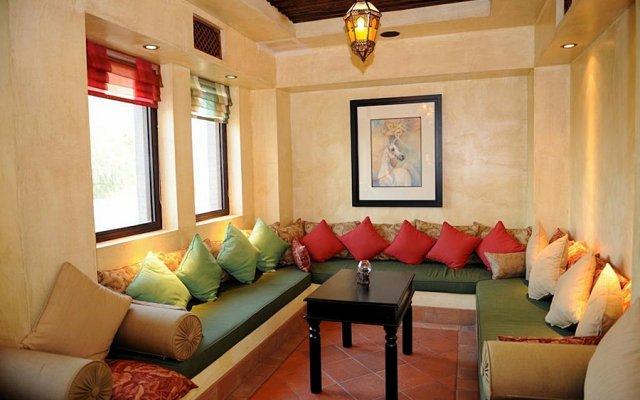 Bab Al Shams Desert Resort and Spa 1