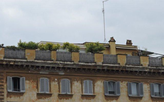 Отель Foro Romano Luxury Suites Италия, Рим - отзывы, цены и фото номеров - забронировать отель Foro Romano Luxury Suites онлайн вид на фасад