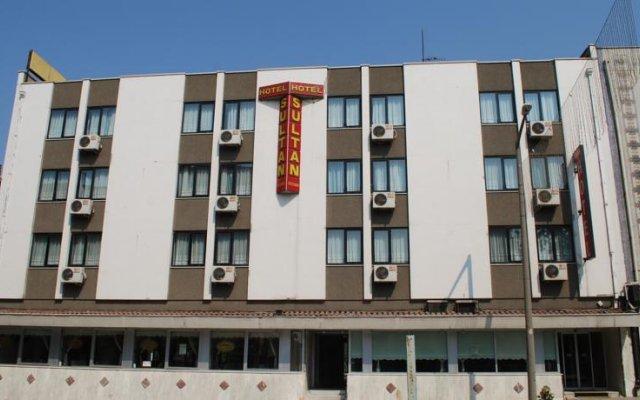 Sultan Hotel Турция, Эдирне - отзывы, цены и фото номеров - забронировать отель Sultan Hotel онлайн вид на фасад