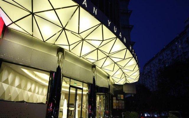 BeiJing Qianyuan Hotel вид на фасад