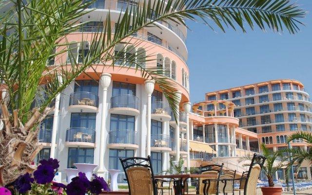 Azalia Hotel Balneo & SPA вид на фасад