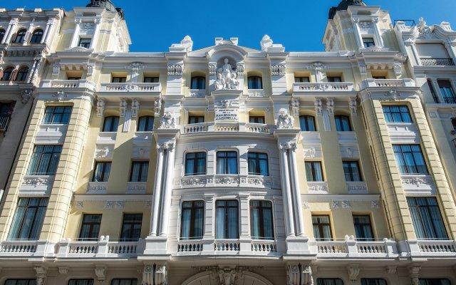 Отель Vincci The Mint Испания, Мадрид - отзывы, цены и фото номеров - забронировать отель Vincci The Mint онлайн вид на фасад