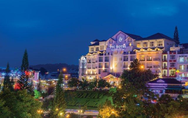 TTC Hotel Premium Ngoc Lan вид на фасад