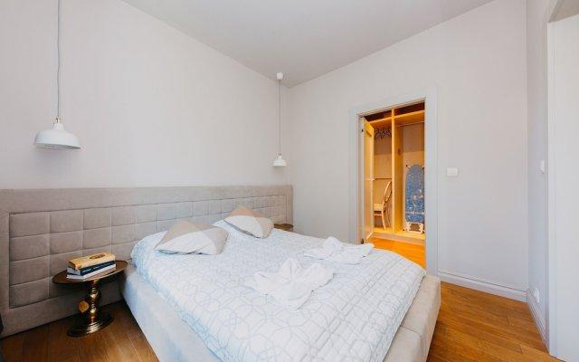 Отель ShortStayPoland Bonifraterska (B55) комната для гостей