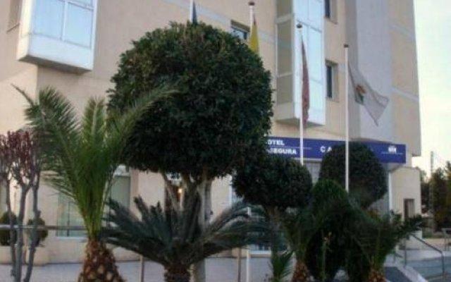 Hotel Villasegura вид на фасад