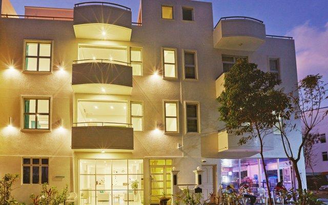 Бутик-отель Planktons Beach Мале вид на фасад
