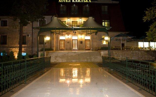 Отель Kaylaka Park Hotel Болгария, Плевен - отзывы, цены и фото номеров - забронировать отель Kaylaka Park Hotel онлайн вид на фасад