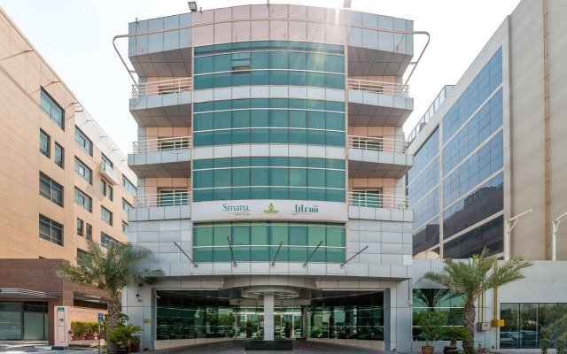 OYO 109 Smana Hotel Al Raffa вид на фасад