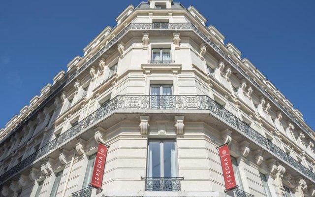 Отель Boscolo Lyon Франция, Лион - отзывы, цены и фото номеров - забронировать отель Boscolo Lyon онлайн вид на фасад