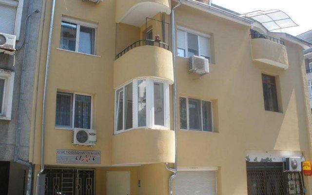 Отель Zoya Apartment Болгария, Бургас - отзывы, цены и фото номеров - забронировать отель Zoya Apartment онлайн вид на фасад