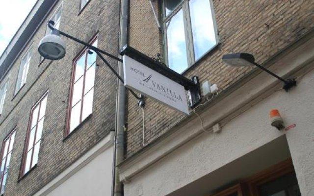 Отель Vanilla Швеция, Гётеборг - отзывы, цены и фото номеров - забронировать отель Vanilla онлайн вид на фасад