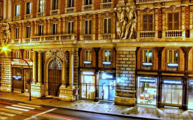 Отель Bel Soggiorno Италия, Генуя - отзывы, цены и фото номеров - забронировать отель Bel Soggiorno онлайн вид на фасад